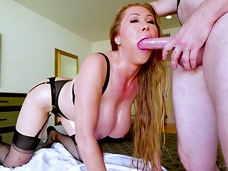 Exclusive Asian POV with smashing Kianna Dior