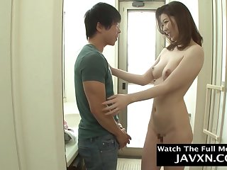 Stepson Loves His New Stepmom Japan Sex